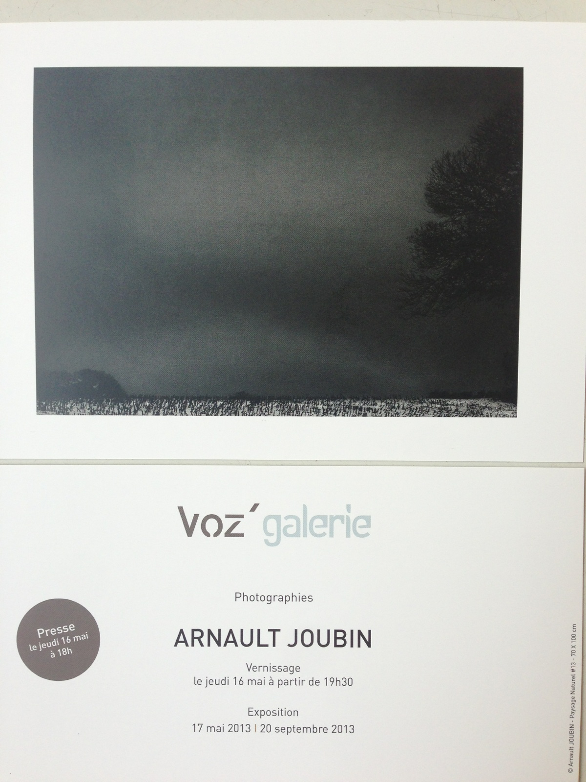 VOZ' GALERIE
